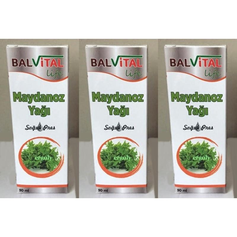 Balvital Maydanoz Yağı 50 ML (İçilebilir)