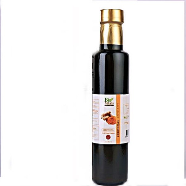 Bio Vitals Zerdeçal Sıvı Ekstrat 250 ml