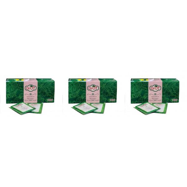 DrOT Enginar Ekstraktlı Detox Bitki Karışımı Poşet Çay 3'lü 30 x 1.3 G