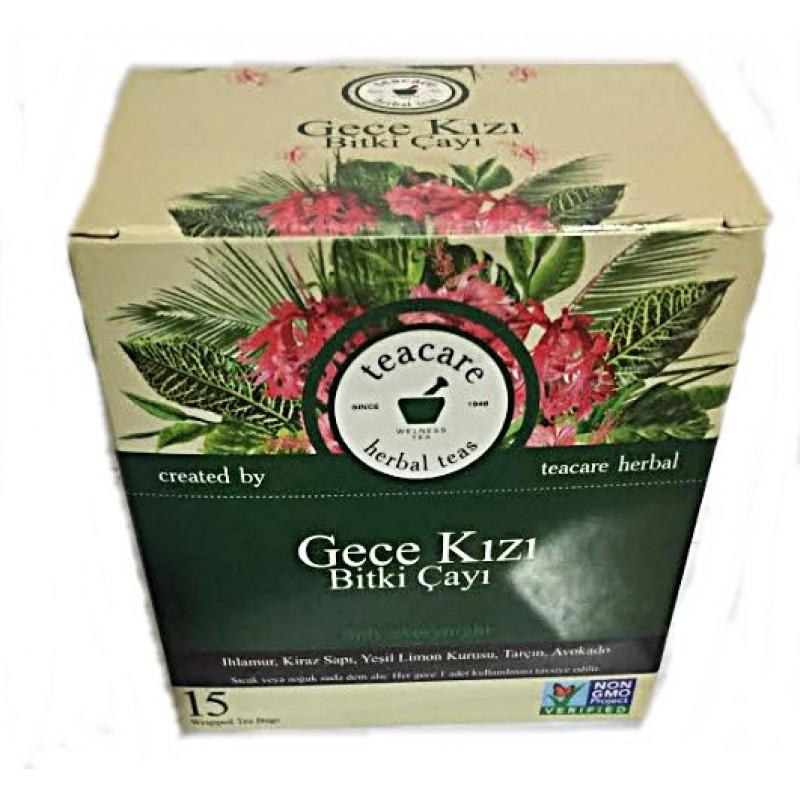 Gece Kızı Bitki Süzen Poşet Çay 15'li