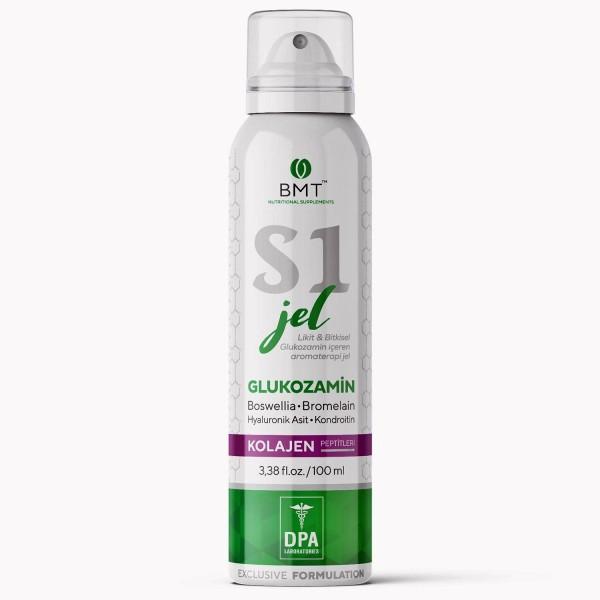 Biomet S1 Likit Jel - S1 Glukozamin Jel 100ml