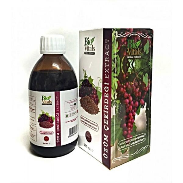 Bio Vitals Üzüm Çekirdeği Ekstrat 250 ml