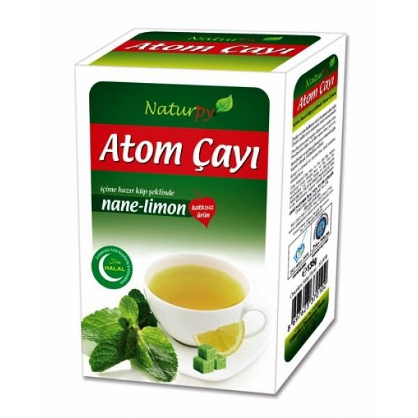 Naturpy Atom Çayı Nane Limon