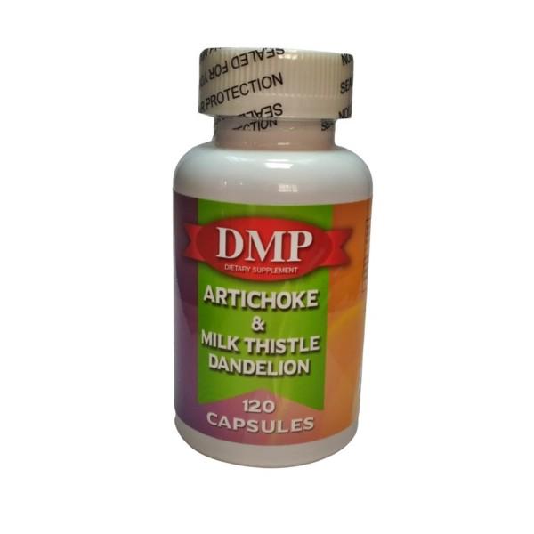 Dmp Artichoke Milk Thistle Dandelion 120 Kapsül
