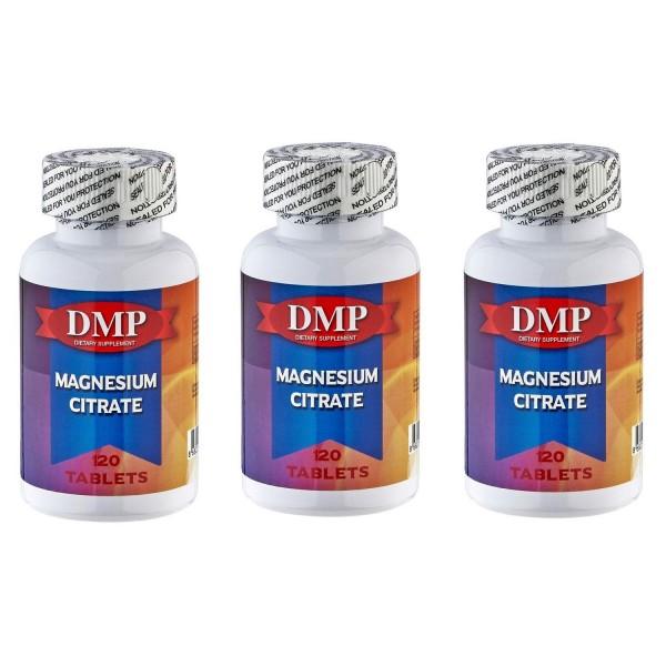Dmp Magnesium Citrate 120 Tablet Tanıtım Fiyatıyla Kargo Bizden 3