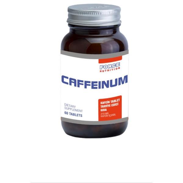 Force Nutrition Caffenium 60 Tablet
