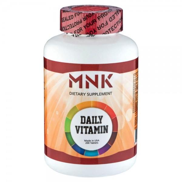 Mnk Daily Vitamin 200 Tablet Amerikadan İthal