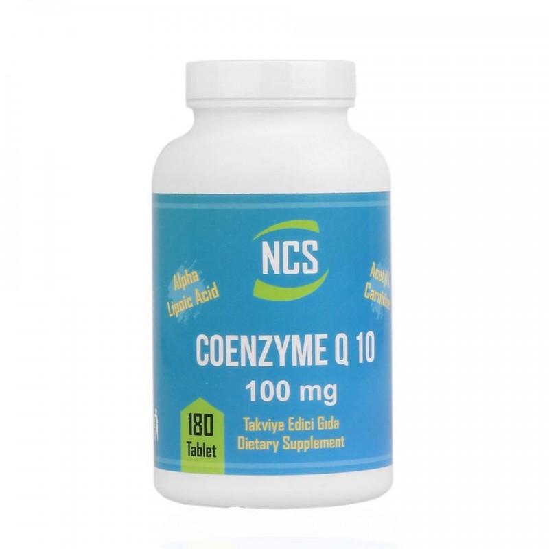 Ncs Coenzyme Q10 Alpha Lipoic Acid Lcarnitine 180 Tablet