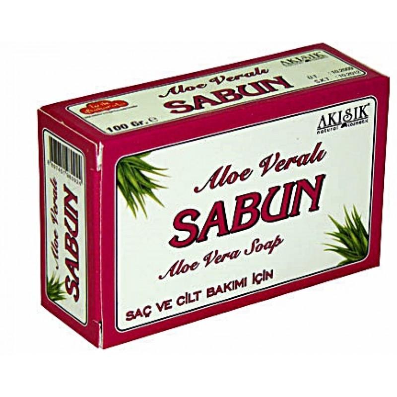 Aloe Vera'lı Gliserinli Sabun