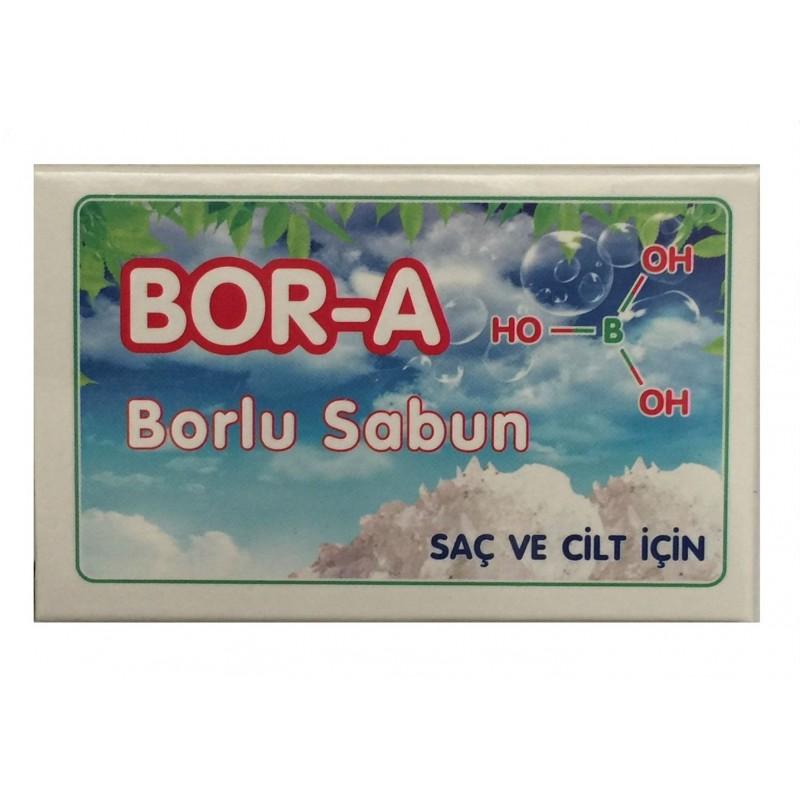 Akışık Bor-a Borlu Sabun