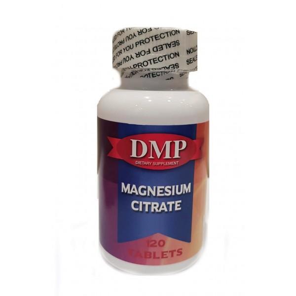 Dmp Magnesium Citrate 120 Tablet Tanıtım Fiyatıyla