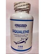 Nutrivita Nutrition Squalene 100 Kapsül