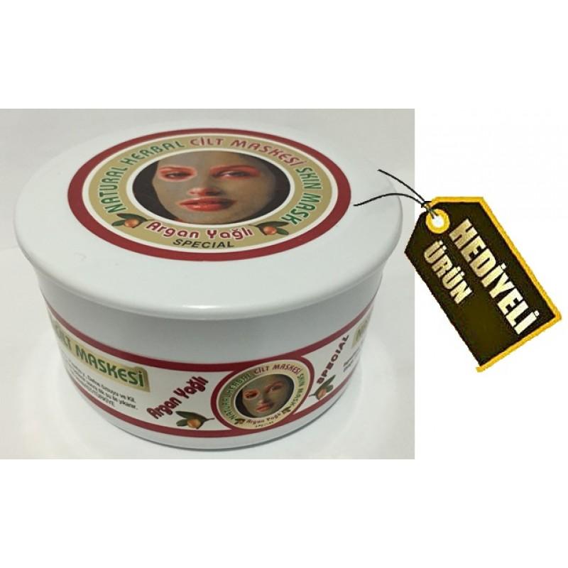 Skin Mask Argan Yağlı Cilt Maskesi 200 ml