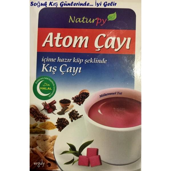 Naturpy Atom Çayı Küp şeklinde 150 gr