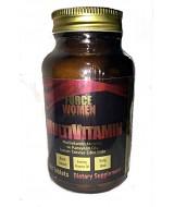 Force Women (Kadın) Multi Vitamin 120 Tablet