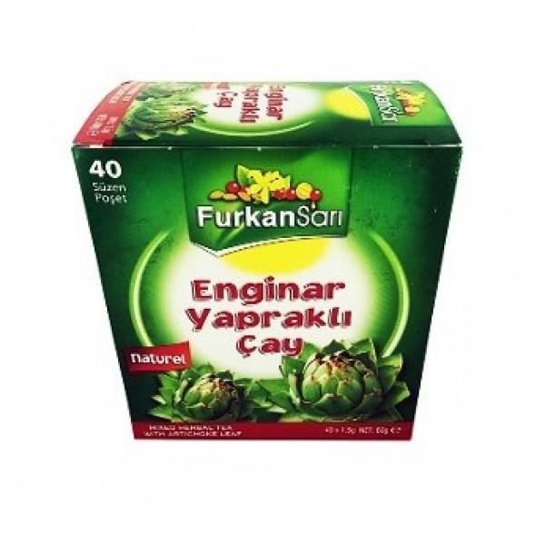 Enginar Yapraklı Çay 40 Süzen Poşet