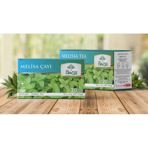 Melisa Çayı 20 süzen poşet